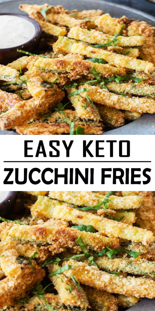 Crispy Zucchini Fries Recipe